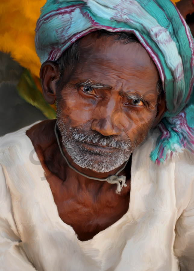 India Man Art | MDM photo