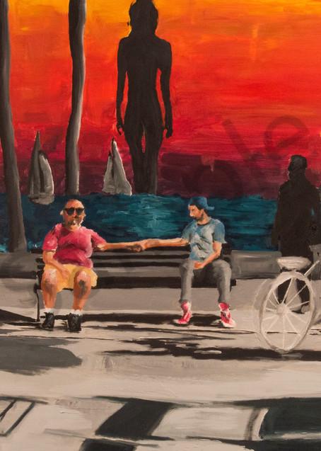 The Boardwalk Art | Alex Ranniello Art