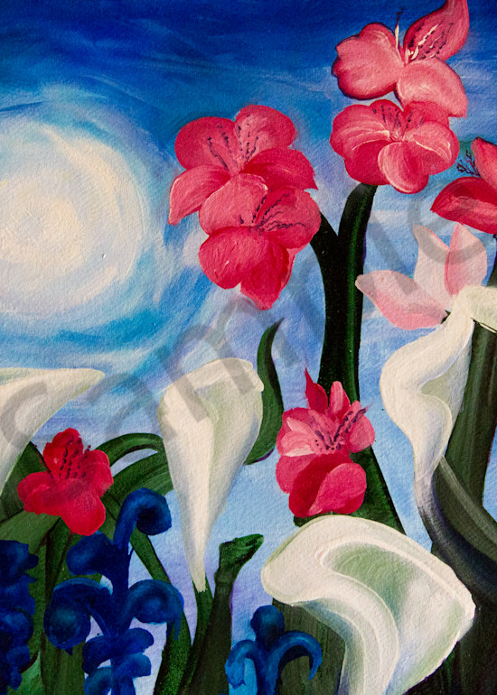 Flowers Art | The Soap Gallery