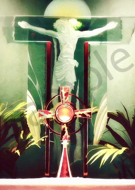 Gaze on God