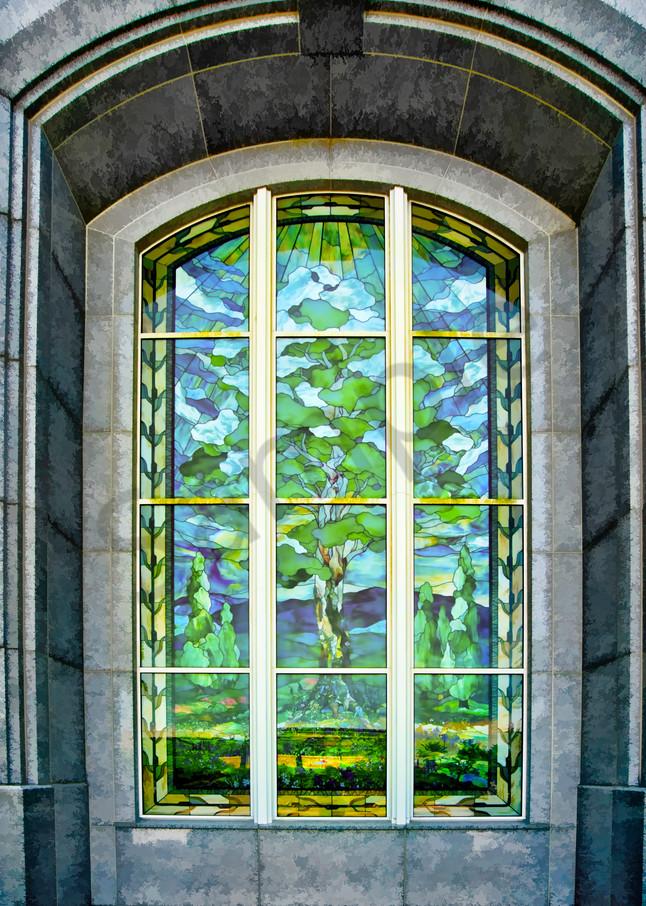 Garden Window Photography Art | reflectedpixel