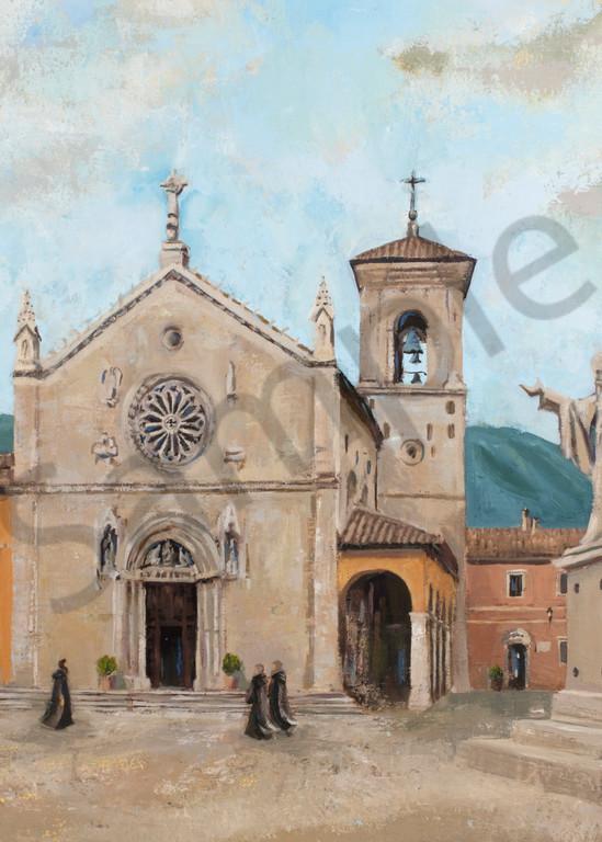 Basilica of Saint Benedict, Norcia