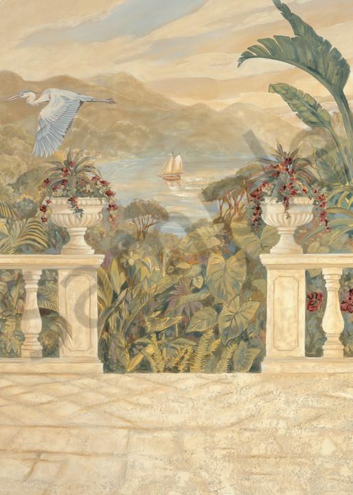 Avalon | Murals in Classical Style | Gordon Meggison IV