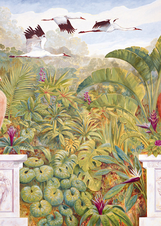 Sojourn | Murals in Classical Style | Gordon Meggison IV