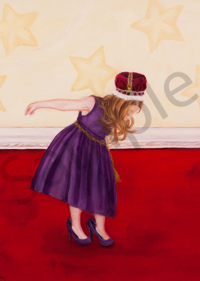 """""""The Queens Shoes"""" by Jeanette Sthamann 