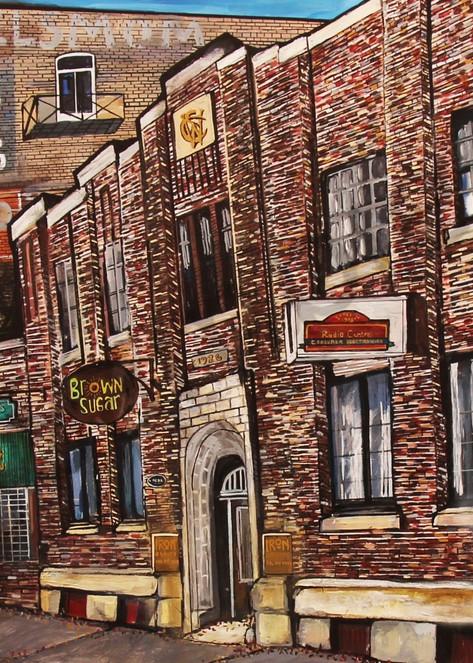 Dewdney Close Up  Art   Art By Dana