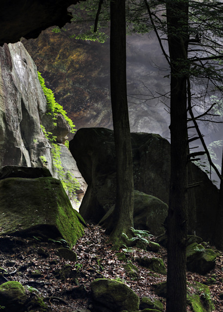 2835 Old Mans Cave  Art | Cunningham Gallery