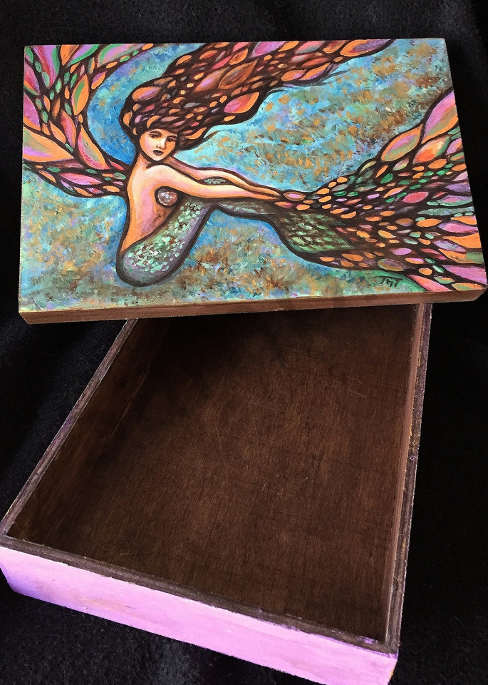 Mermaid Box