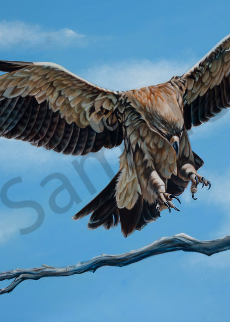 """""""Our Protector"""" by South Africa Artist Ilse Kleyn 