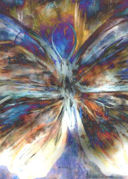 Dark Butterfly  Art | Art By Dana