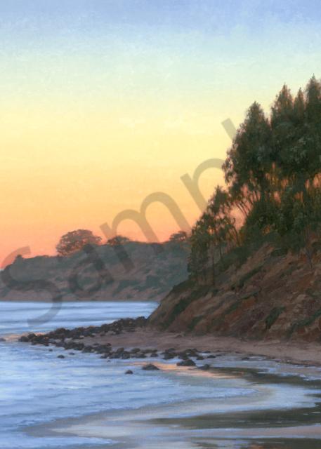 California Coastal Sunset Art | Terry Sauve Fine Art
