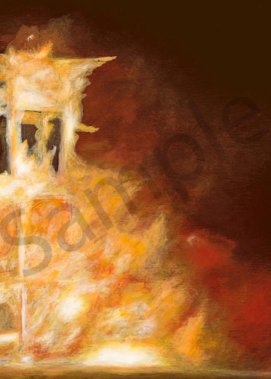 Temple Of Forgiveness Art | FireFlower Art
