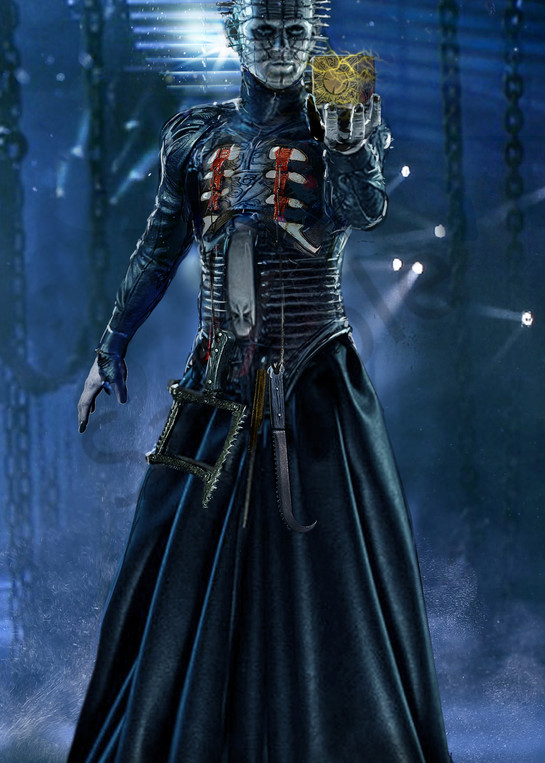 Pinhead Lord of Hell