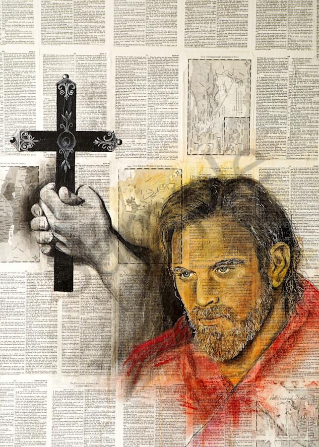 """Apostle Paul"" by Patti Hricinak-Sheets | Prophetics Gallery"