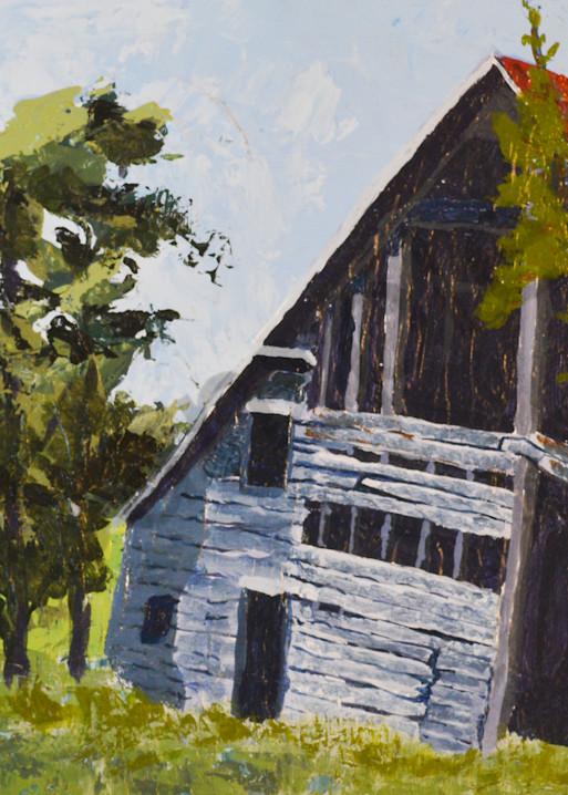 Tumble down barn two