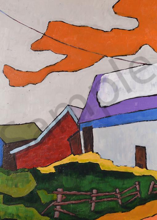 Rural Idyl Art | Keith Thirgood