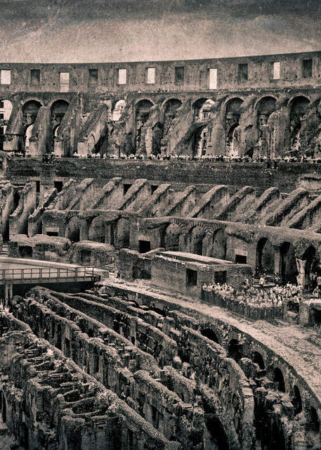 The Colosseum Rome 6187 Photography Art | Bridget Karam Photography