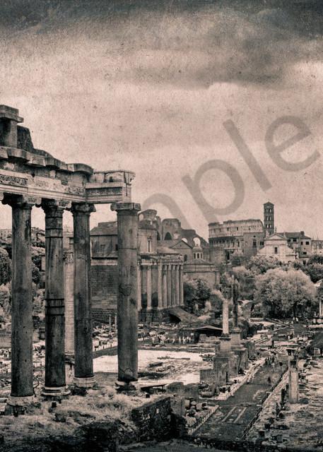 The Roman Forum 6206 Photography Art   Bridget Karam Photography