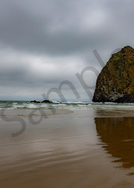 Haystack Rock - Art - Photography - Cannon Beach