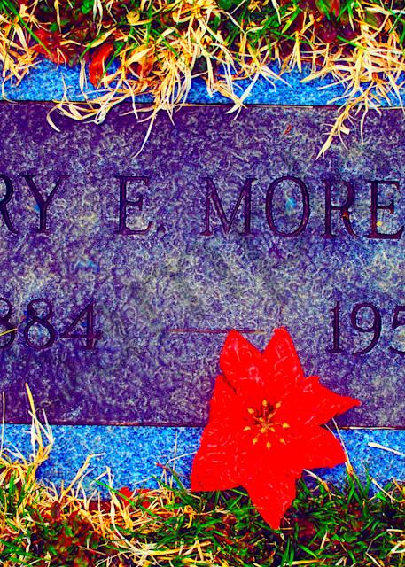 Mary E Moreton Gravestone  Art | toddbreitling