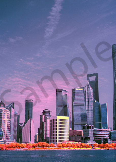 Downtown Shanghai Photography Art | shawnangelski