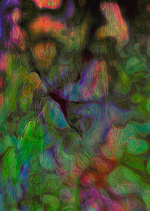 Blurry Auras|Fine Art Photography by Todd Breitling|Abstract Photography|Todd Breitling Art|