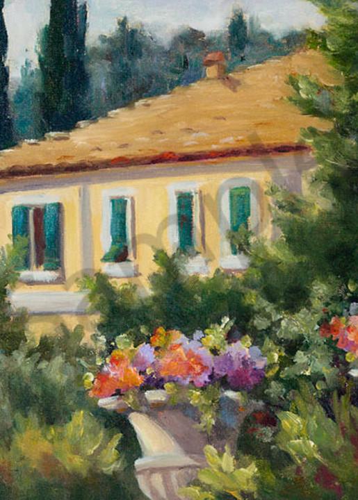 Fiorello, 4 paintings, scan