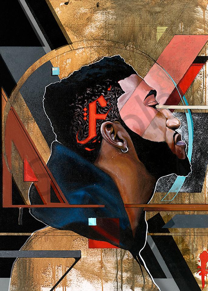 Permission To Launch Art | Digital Arts Studio / Fine Art Marketplace
