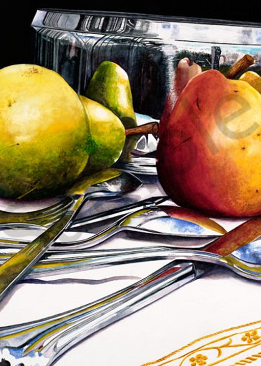 Pear Mosaic Art | Digital Arts Studio / Fine Art Marketplace