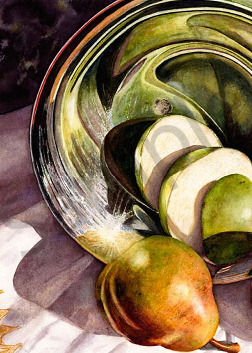 Pear Go Round 2 Art | Digital Arts Studio / Fine Art Marketplace