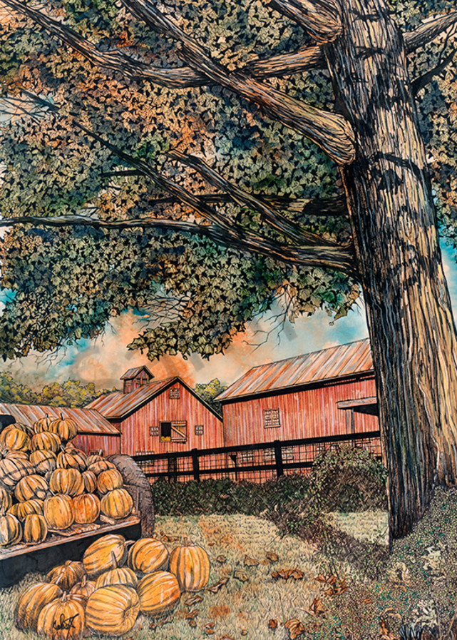 Harvest, Jackson, Scan