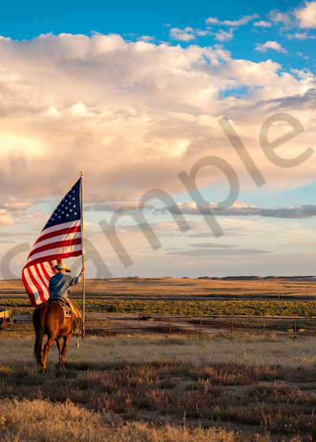 The Flag, Freedom and Open Range