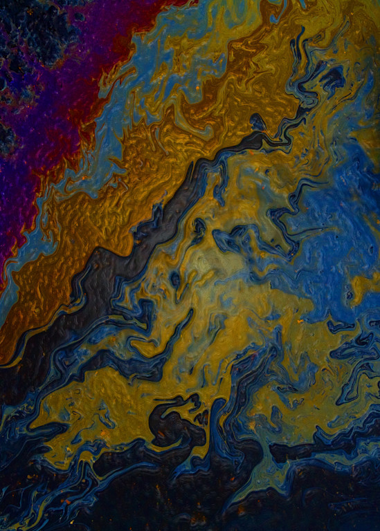 Oil On Pavement: True Colors Fine Art Photography Oil On Pavement Todd Breitling Art 