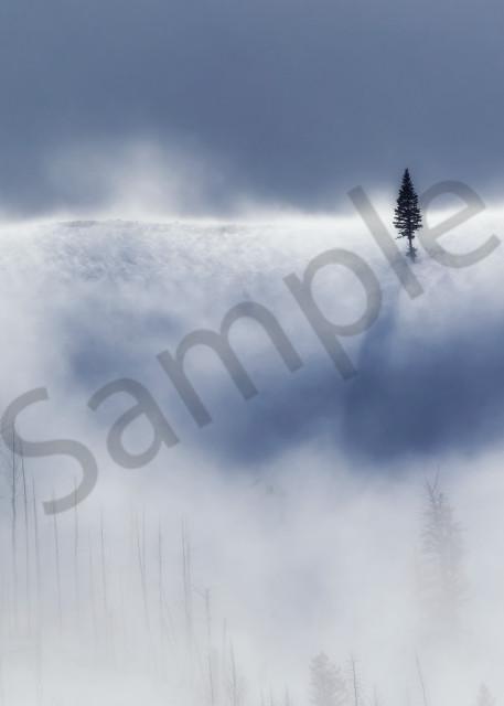 Snow Scenes | Robbie George Photography