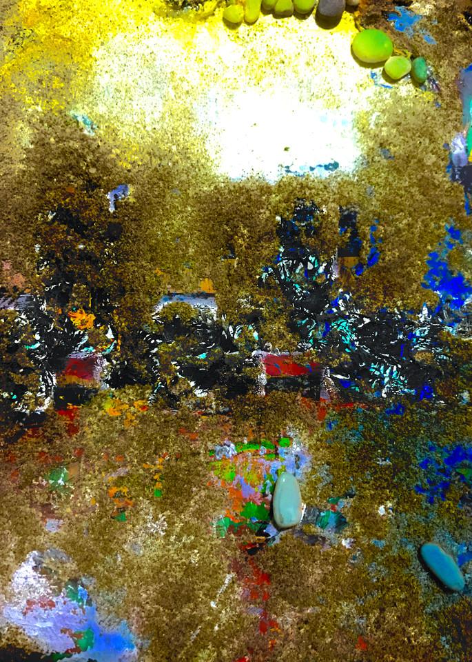 Odeta Xheka Visuals   Modern and contemporary abstract art print