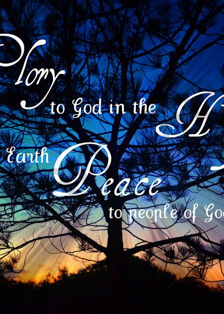 """""""Glory to God..."""""""