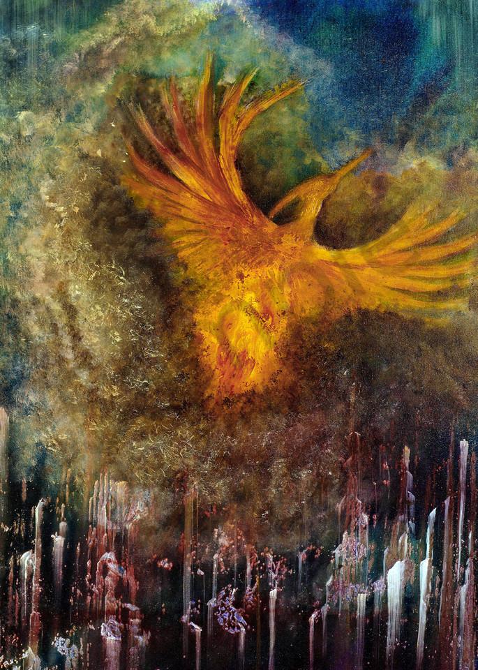 """Resurrection"" by Blaine Rancourt | Prophetics Gallery"