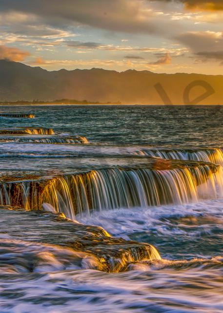 Ocean Photography   Ocean Falls by William Weaver