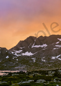Thousand Island Lake Art   Scott Cordner Photography