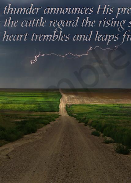 """Job 36:33-37"" by Missouri Photographer Bill Stephens | Prophetics Gallery"