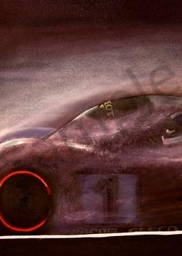 905 @ 3AM - Peugeot 905 Le Mans 1992