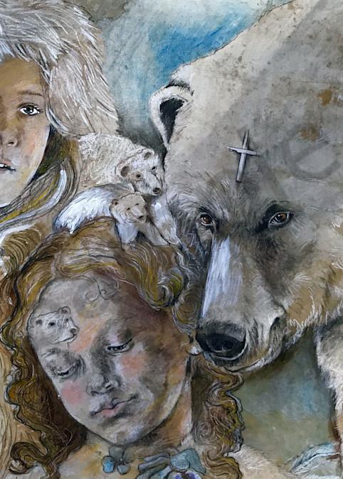 """Full Circle"" by Patti Hricinak-Sheets | Prophetics Gallery"