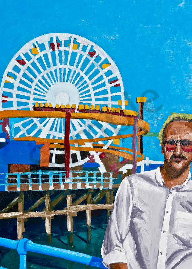 Bernardino Art | Alex Ranniello Art