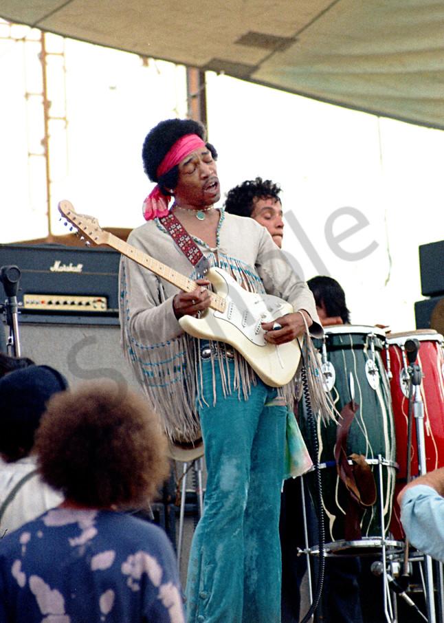 021 Jimi Hendrix Art | Cunningham Gallery