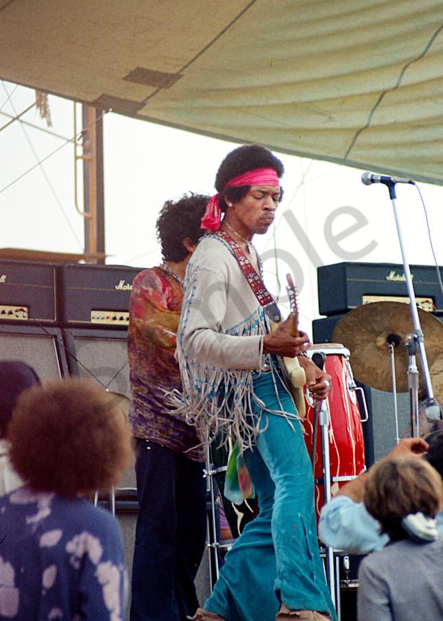 018 Jimi Hendrix Art | Cunningham Gallery
