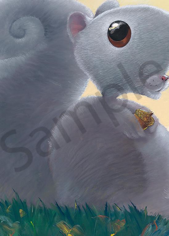 Squirl, Ryan, Scan