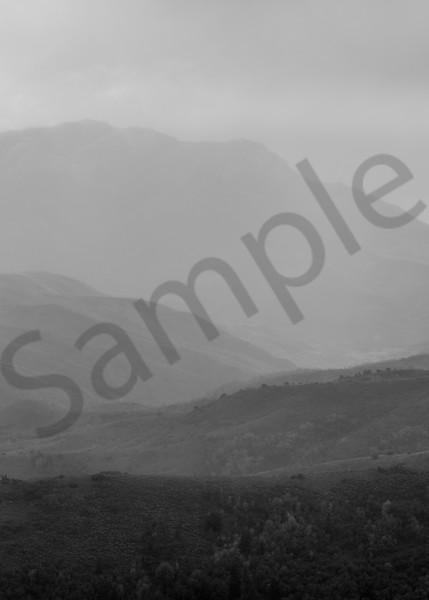 Foggy Mountain Breakdown   Utah Photography Art | Namaste Photography
