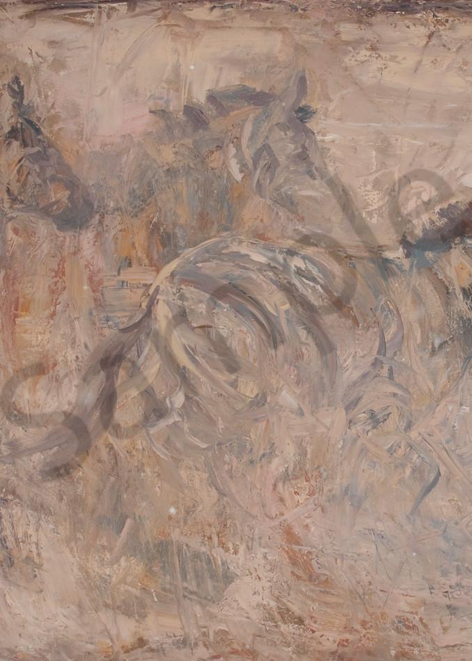 Serengeti Zebra Art | Mary Roberson