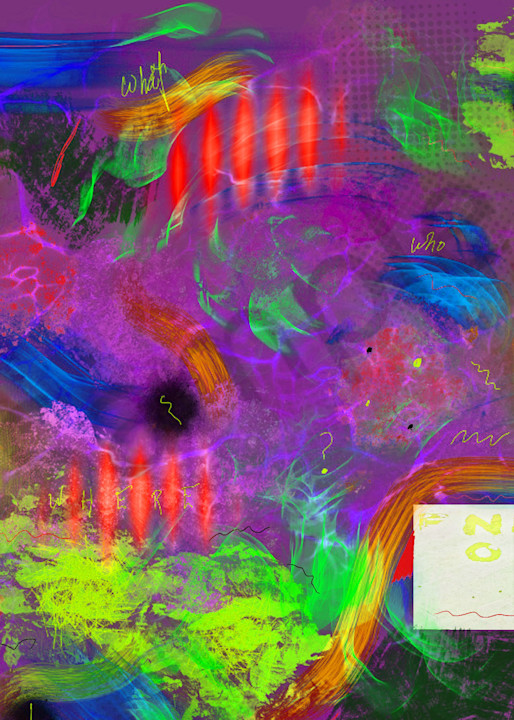 Clouded Memory|Fine Art by Artist Todd Breitling