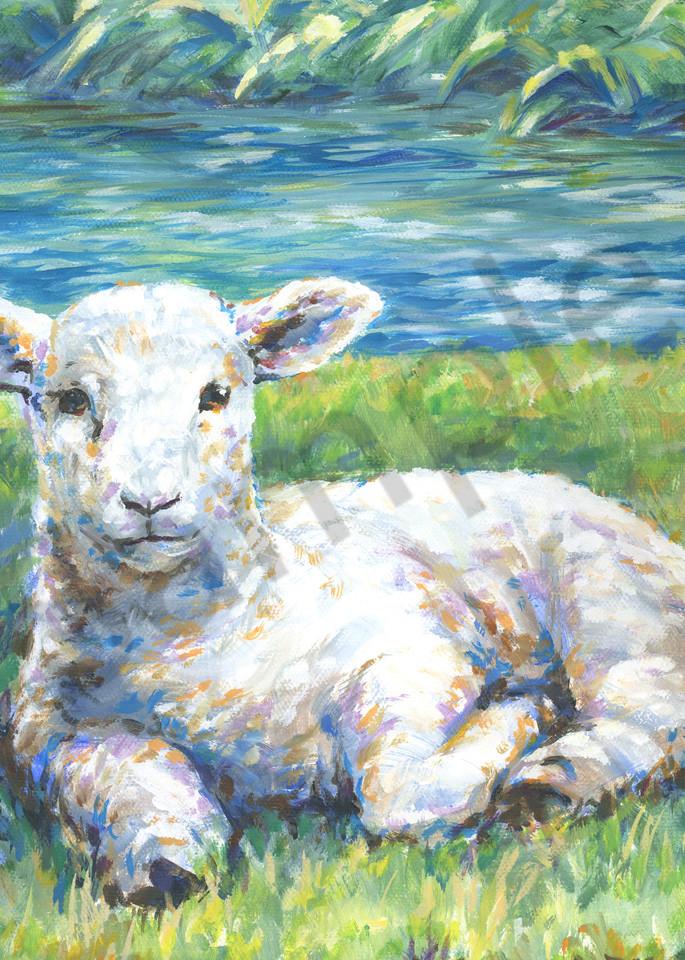 """The Lamb"" by Melani Pyke | Prophetics Gallery"